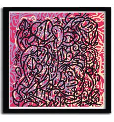 Affiche ego deconstruction par idro51