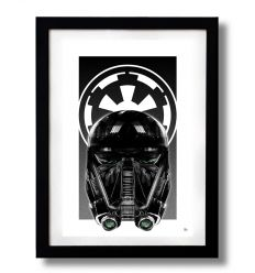 Affiche STAR DEATH EMPIRE par Rubiant