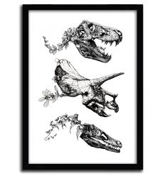 JURASSIC BLOOM by SINPIGGYHEAD