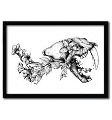 the cat by SINPIGGYHEAD