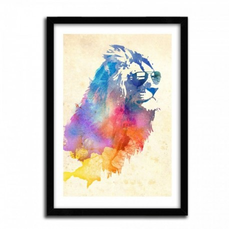 Affiche SUNNY LEO by ROBERT FARKAS