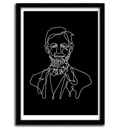 Abraham Lincoln by MERUPA