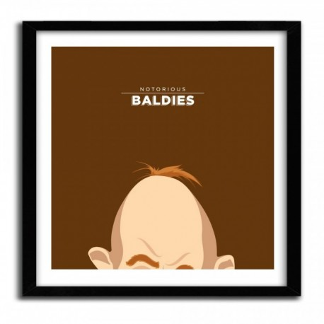 Notorious Baldie SLOTH - THE GOONIES by Mr Peruca