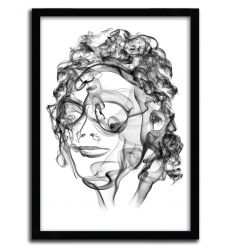 Affiche MJ par OCTAVIAN MIELU