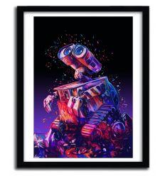 Affiche WALL E par Alessandro Pautasso