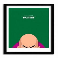 Notorious Baldie LEX LUTHOR by Mr Peruca