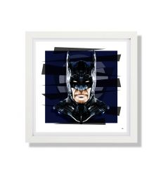 Affiche DARK KNIGHT SQ par RUBIANT