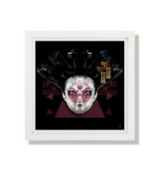 Affiche METAL FATAL par RUBIANT