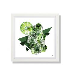 Affiche MOJITO by Rubiant