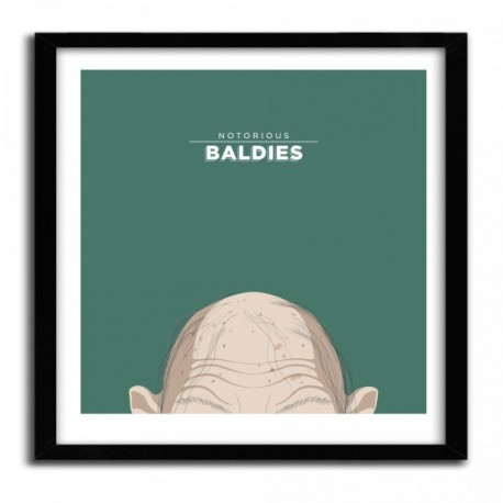 Notorious Baldie GOLLUM by Mr Peruca