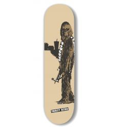 Chewbacca Fast Food SK8 by BSTRD