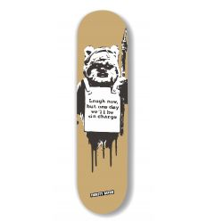 Princess Leia Bazooka Rocket SK8 by BSTRD