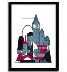 LONDON by Ale Giorgini