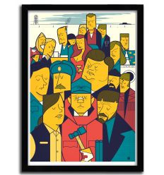 BLADE RUNNER by Ale Giorgini