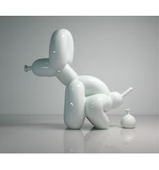 Sculpture Popek Porcelain Edition by WHATSHISNAME