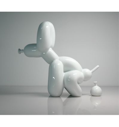 Sculpture Popek Porcelain Edition by WHATHISNAME