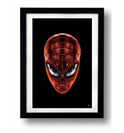 Affiche The Spider Man par Rubiant