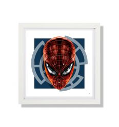 Affiche THE SPIDER SQ par RUBIANT