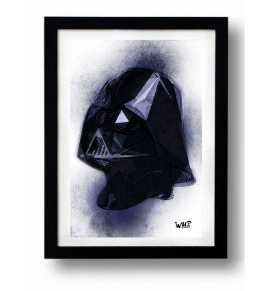Affiche STAR BLACK par Who