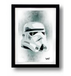 Affiche STAR WHITE par WHO
