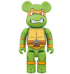 Sculpture bearbrick 1000% Michaelangelo by Medicom Toys