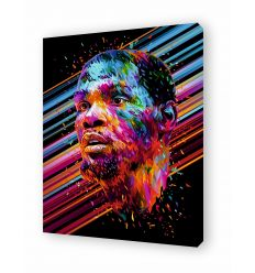 Canvas KEVIN DURANT by Alessandro Pautasso