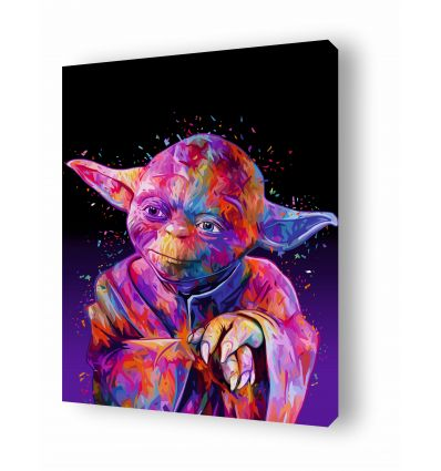 Canvas CHEWIE CANVAS by Alessandro Pautasso