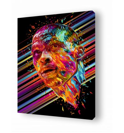 Canvas RUSSEL WESTBROOK by Alessandro Pautasso
