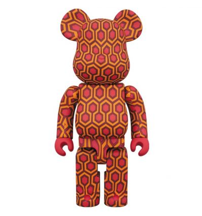 Sculpture bearbrick The Shining 1000% by Medicom Toys