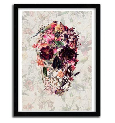 Affiche new skull light par ALI GULEC