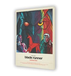 Canvas BLADE RUNNER by VAN ORTON