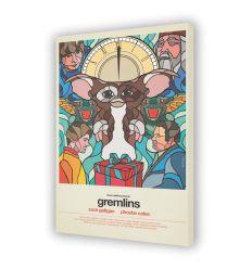 Tableau GREMLINS Par VAN ORTON