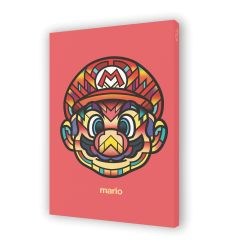 Canvas MARIO by VAN ORTON