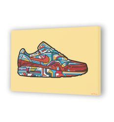 Canvas SNEAKERS 4 by VAN ORTON