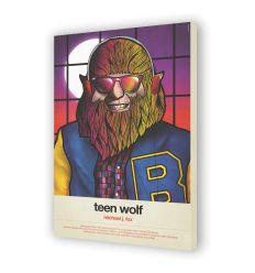 Canvas TEEN WOLF by VAN ORTON