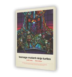 Tableau TEENAGE MUTAN NINJA TURTLE Par VAN ORTON
