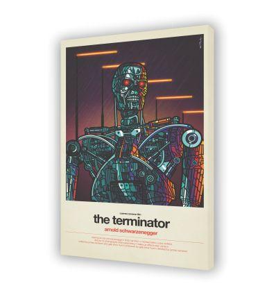 Canvas THE TERMINATOR by VAN ORTON