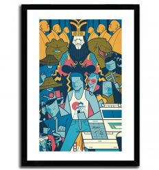 Affiche Little ChinaLittle China par Ale Giorgini