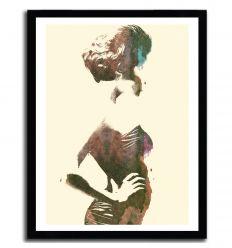 Affiche Damegul par ANDREAS LIE