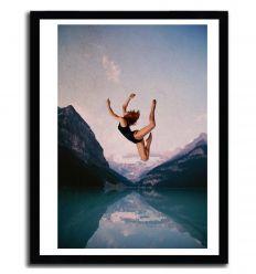 Affiche Falling par ANDREAS LIE