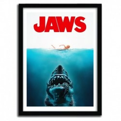 Affiche JAWS by Shifty