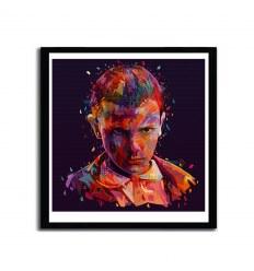 Affiche eleven pop par Alessandro Pautasso