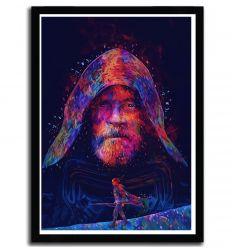 Affiche Last Jedi by Alessandro Pautasso