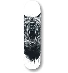 angry bear skate by Falcao Lucas