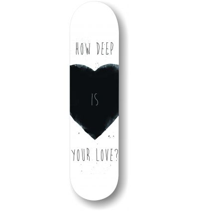 heaven's door skate by Balasz Solti