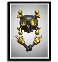 Affiche Jolly Roger par Theodoru