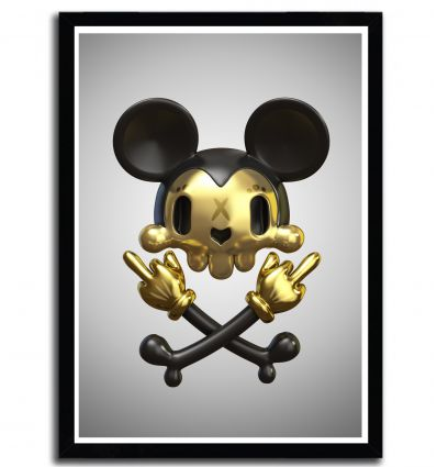 Affiche mouse par Theodoru