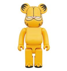 Sculpture bearbrick 1000% Garfield by Medicom Toys