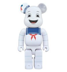 Sculpture bearbrick 1000% Stay Puft (Ghostbusters)