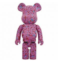 Sculpture bearbrick 1000% Spongebob Squarepants